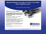 Revenue-Recovery Tax Rebates
